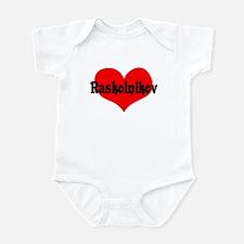 Raskolnikov Love 2 Infant Bodysuit