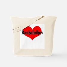 Raskolnikov Love 2 Tote Bag