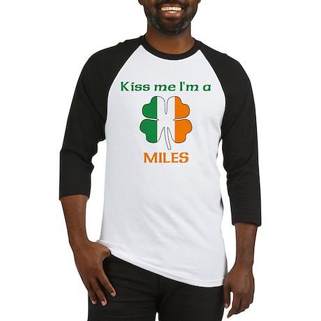 Miles Family Baseball Jersey