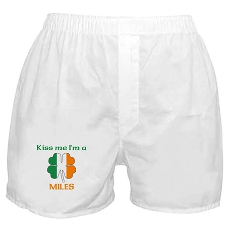 Miles Family Boxer Shorts