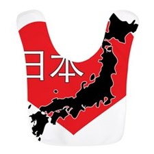 heart japan.png Bib
