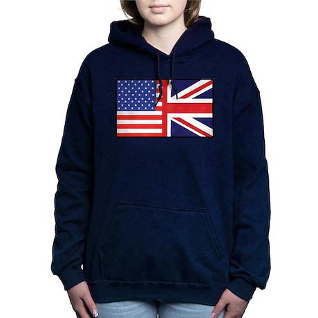 america_britain.jpg Hooded Sweatshirt