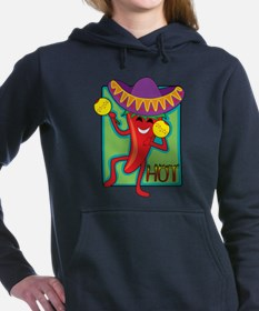 mexican_chili_cp.jpg Hooded Sweatshirt