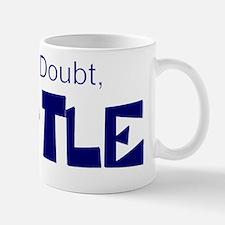 """""""Hustle"""" Mug"""