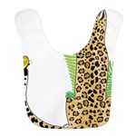 Animal Alphabet Jaguar Bib