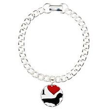 Dachshund - I Love Dachshunds Bracelet
