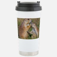 Please Stop Talking Travel Mug