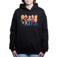 lisas dainties.png Hooded Sweatshirt