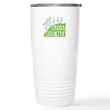 Customize Cross Country Runners Travel Mug