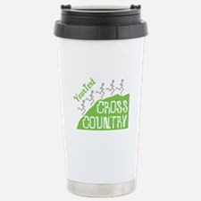 Customize Cross Country Runners Travel Mug