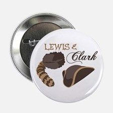 """Lewis and Clark 2.25"""" Button"""