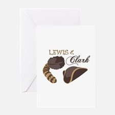 Lewis and Clark Greeting Cards