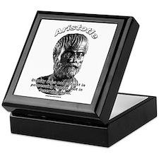 Aristotle 01 Keepsake Box