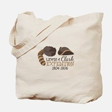 Lewis and Clark Expedition Tote Bag