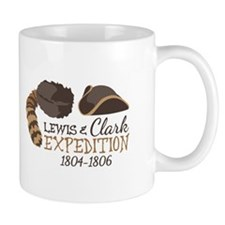 Lewis and Clark Expedition Mugs