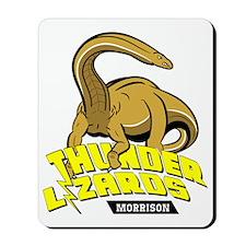 Thunder Lizards Mousepad