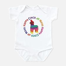 Happy Cinco de Mayo Infant Bodysuit