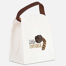 Little Explorer Canvas Lunch Bag