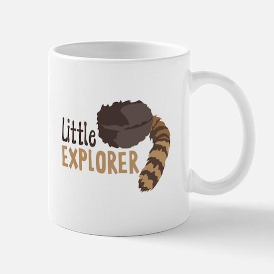 Little Explorer Mugs