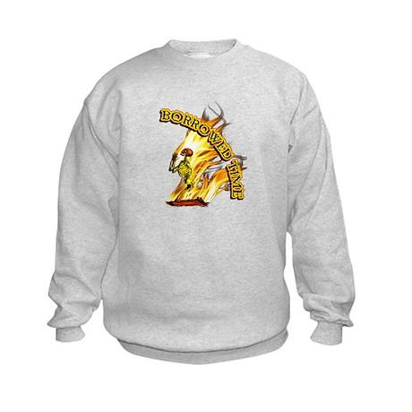SHC Orange Kids Sweatshirt