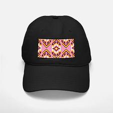 Native American Design Pink Baseball Hat
