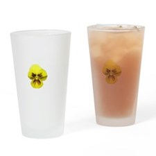 Who You Callin a Pansy? Drinking Glass