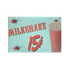 5OS Milkshake Rectangle Magnet