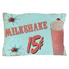 5OS Milkshake Pillow Case