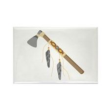 Native American Tomahawk Magnets
