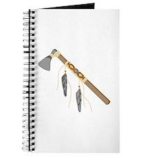 Native American Tomahawk Journal