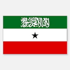 Somaliland Flag Decal