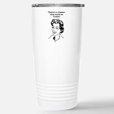 Wink, wink! Travel Mug