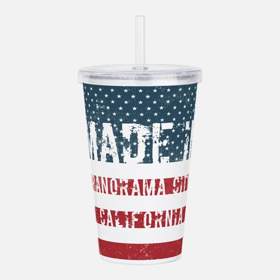 Made in Panorama City, Acrylic Double-wall Tumbler