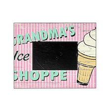 Grandmas Ice Cream Shoppe Picture Frame