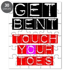 GET BENT - TOUCH YOUR TOES Puzzle