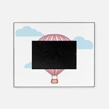 Pink Hot Air Balloon Picture Frame