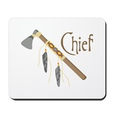 Chief Mousepad