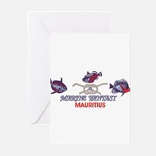 MARINE FANTASY Greeting Cards (Pk of 10)