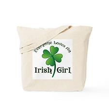 EVERYONE LOVES... Tote Bag