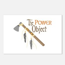The Power Object Postcards (Package of 8)