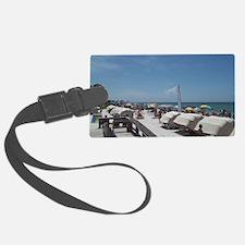Vanderbilt Beach Luggage Tag