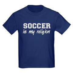 Soccer Is My Religion T