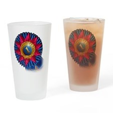 show ribbon_tee.png Drinking Glass