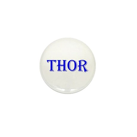 The Thor Two Store Mini Button (10 pack)