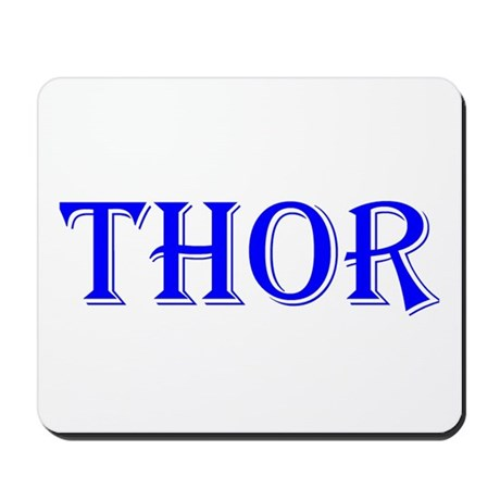 The Thor Two Store Mousepad