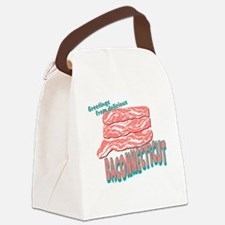 Delicious BaConnecticut Canvas Lunch Bag