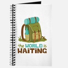 The World is Waiting Journal
