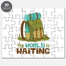 The World is Waiting Puzzle