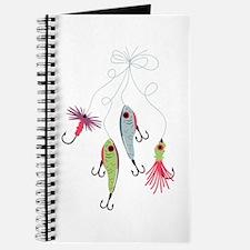 Fishing Lures Journal