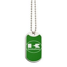 Kwickasfucki Dog Tags